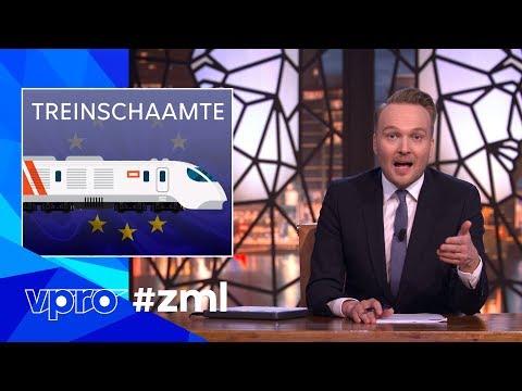 Treinschaamte - Zondag met Lubach