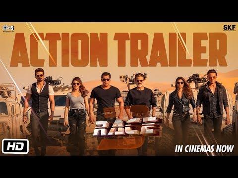 Race 3 (Trailer 'Action')