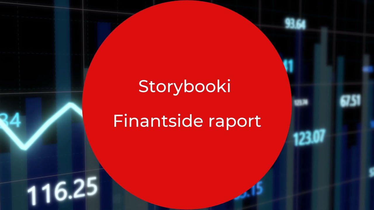 Storybooki Finantside raport