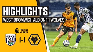 West Brom 1-1 Wolves Pekan 34