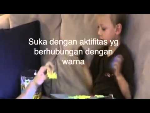 Video Ciri ciri Anak Dominan Otak Kanan