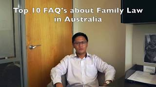 The Top 10 Frequently Asked Question in Family Law