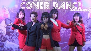 170827 [4K] SVAR Cover F(x) - Intro + Red Light @ Mega Cover Dance Season 2 (Audition)