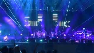 Faithless - Everything Will Be Alright Tomorrow Live @ Balaton Sound 11.07.2015. 4K  [Part1/3]