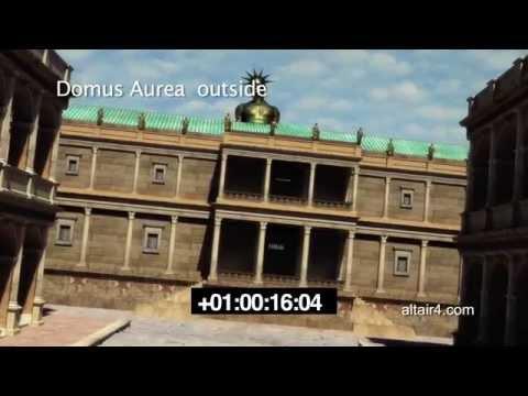 Domus Aurea - Esterni