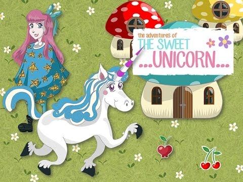 sweet unicorn adventures обзор игры андроид game rewiew android
