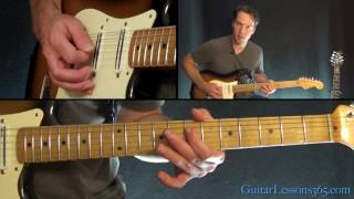I Ran (So Far Away) Guitar Lesson - A Flock of Seagulls