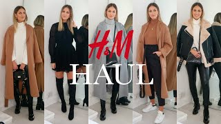 H&M WINTER HAUL & TRY ON   NEW IN DECEMBER 2019   WINTER OUTFIT IDEAS