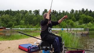 Рыболовный клуб одинцовские раскаты