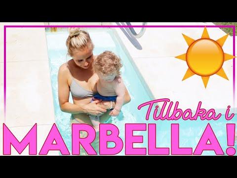 Vlogg: TILLBAKA I MARBELLA!