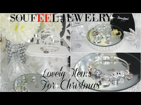 SOUFEEL JEWELRY PICTURE CHARMS AND BRACELET REVIEW
