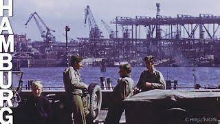 Sensationelle Entdeckung! Hamburg 1945 In HD Und Farbe