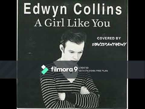 A Girl Like You - Edwyn Collins (Covered By David Anthony)