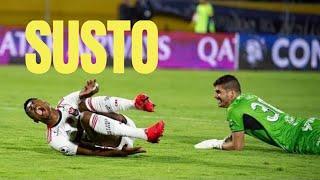 Fla toma susto com arbitragem ruim, VAR e Bruno Henrique. Inter segue na Libertadores e Vasco avança