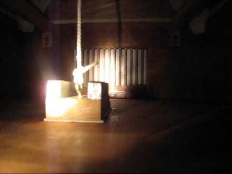 Boite à Rideau - fonctionnement - Fabrication d'un Orgue à tuyaux - fabriquer un orgue