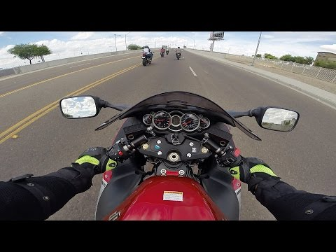 2016 Suzuki Hayabusa - Test Ride Review