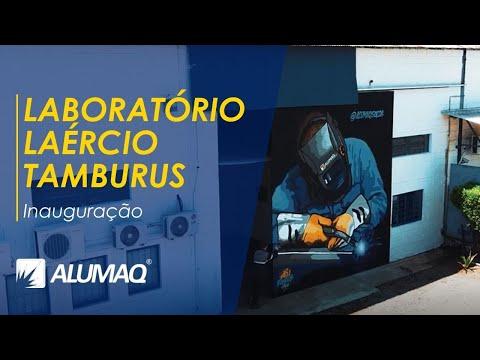 Inauguração Laboratório Laércio Tamburus