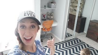 Boys Room Tour! | Jordan From Millennial Moms