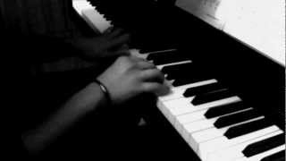 Flightless bird, American mouth - Twilight - piano