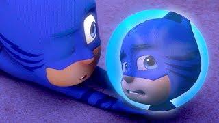 Герои в масках   Кэтбой в квадрате   HD   мультики для детей