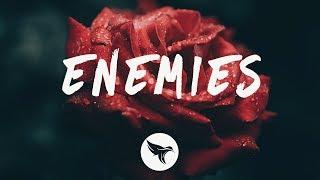 Lauv - Enemies (Lyrics) KAJ Remix