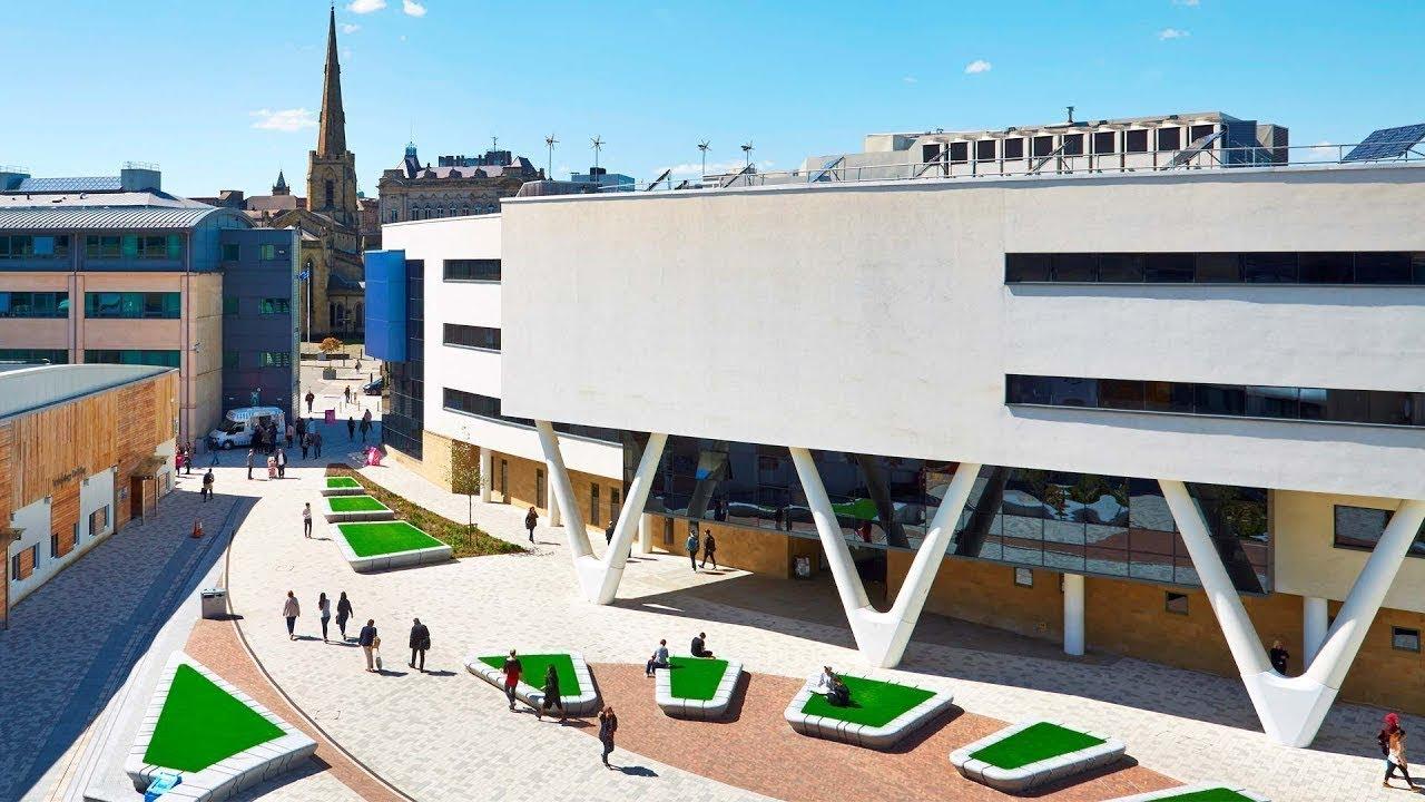 Kết quả hình ảnh cho University of Huddersfield