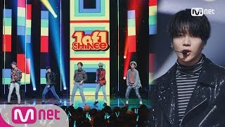 [SHINee - 1 of 1] KPOP TV Show | M COUNTDOWN 161020 EP.497