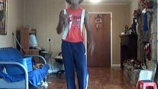Danity Kane - Touching My Body (Remix) - Me Dancing