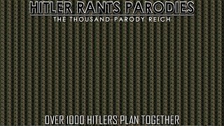 Over 1000 Hitlers plan together