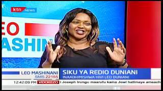 Mwanahabari Anne Njogu aelezea safari yake dunia ikiidhinisha siku ya redio