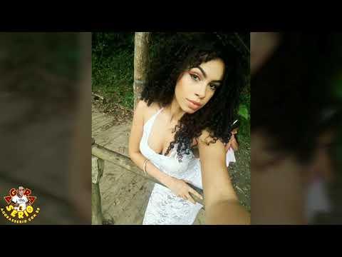 Byanca Guedes a Negra mais Linda de Juquitiba é Filha de Iansã disputa sua beleza com a Natureza de Juquitiba