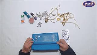 PA490 Makeup & Jewelry Pouch | Yazzii Travel Bags