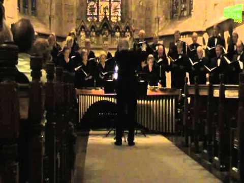 Marcus Paus - O Magnum Mysterium for marimba & choir (Uraufführung)