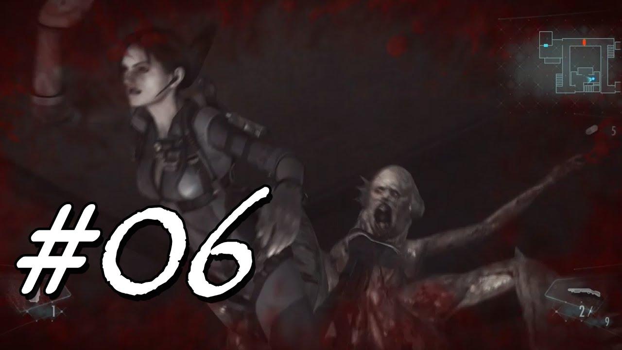 [Let's Play] Resident Evil Revelations – 06 – Fetter Boss
