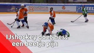 IJshockey doet een beetje pijn - Brabants Buske