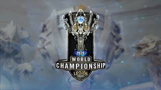 Worlds 2019 - Champion Select Music - Burn | Extended |