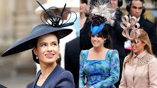The Best And Worst Hats And Fascinators Of The Royal Wedding