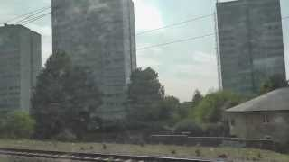preview picture of video 'Finsbury Park to London Kings Cross on 365507'