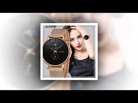 Handsopme watch LUIK Vrouwen Horloges Topmerk #beutifu #watch #luik