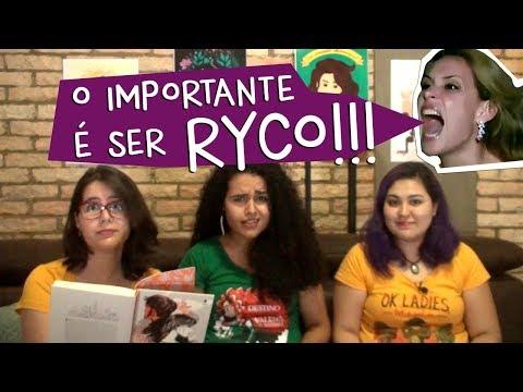 [LIVRO] O importante é ser Ryco!!! | Orgulho e Preconceito, de Jane Austen #002