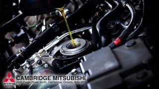 Mitsubishi Coolant Service - Cambridge Kitchener Waterloo