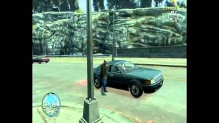 Location of Bently in GTA IV