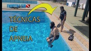 Técnicas de Apneia - Técnicas de Respiração.
