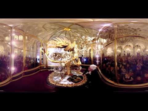 Видео 360° | Государственный Эрмитаж, Ча