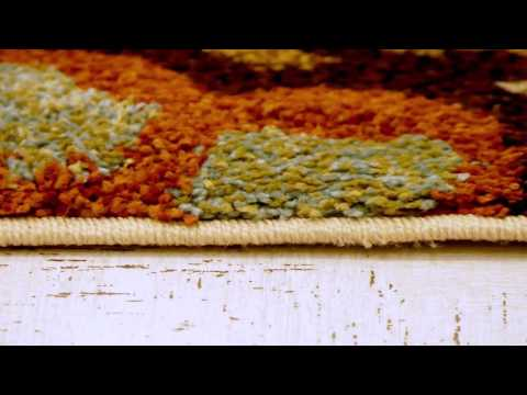 Video for Wild Weave Paisley-Multi-Colored 5 Ft. 3 In. x 7 Ft. 6 In. Area Rug