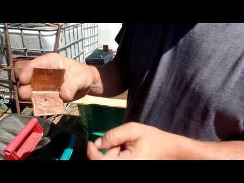 collegamento pompa 12v - modifica attacchi batteria agm - installazione pinze e fusibile