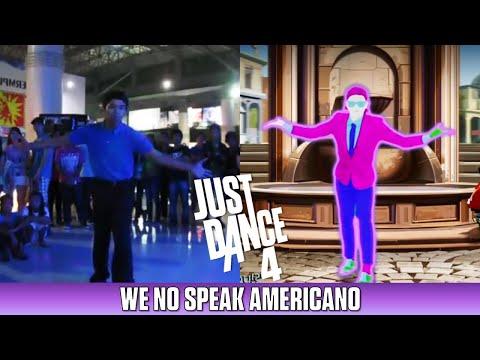 Just Dance 4 @ Market Market - We No Speak Americano (5 Stars)