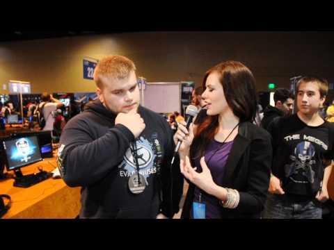 Kingston HyperX at MLG Orlando: EG.iNcontroL Pre-Event Interview