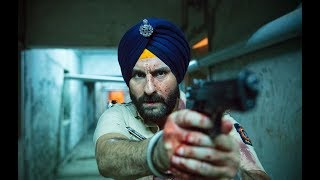 SAIF ALI KHAN WILL BE SEEN WEARING TURBAN AGAIN I NETFLIX I SACRED GAMES I GABRUU NEWS I GABRUU.COM