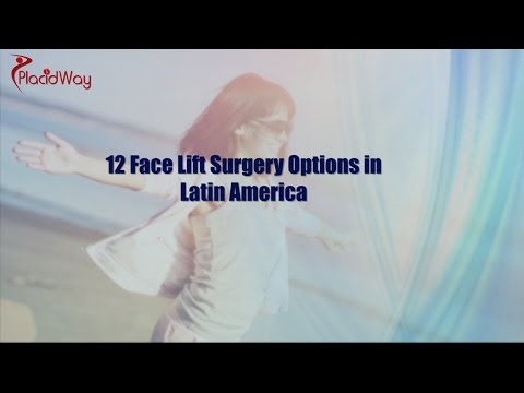 12 Best Face Lift Surgery Options in Latin America